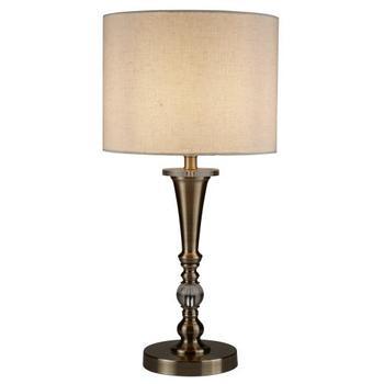 Настольная лампа Drum 1011AB