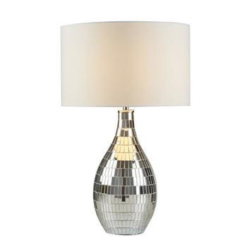 Настольная лампа Clayton 1064CC