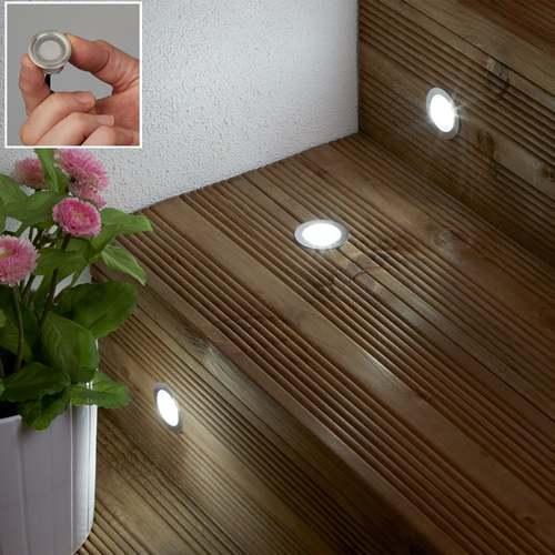 Светильник LED Outdoor 1118-10SS Набор 10 шт.