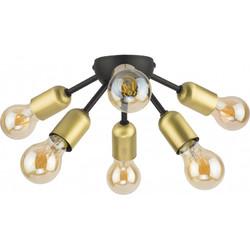 Потолочный светильник ESTRELLA BLACK 1467