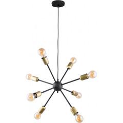 Подвесной светильник ESTRELLA BLACK 1468
