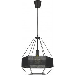 Одиночный подвесной светильник CRISTAL  NEW 1527