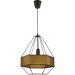 Одиночный подвесной светильник CRISTAL  NEW 1529