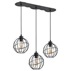 Подвесной светильник ORBITA BLACK 1627