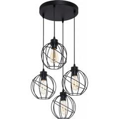 Подвесной светильник ORBITA BLACK 1628