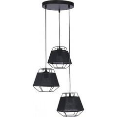 Подвесной светильник CRISTAL BLACK 1806