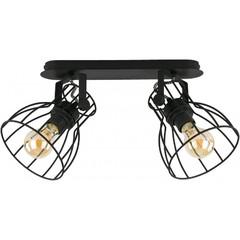 Потолочный светильник ALANO BLACK 2121