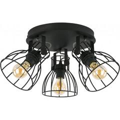 Потолочный светильник ALANO BLACK 2123