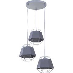 Подвесной светильник CRISTAL GRAY 2340