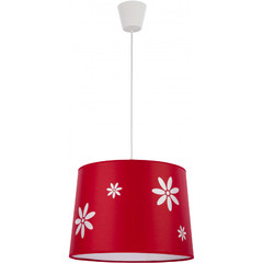 Одиночный подвесной светильник FLORA 2416