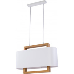 Одиночный подвесной светильник ARTEMIDA 2556