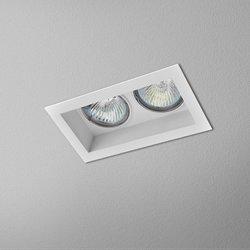 MINISQUARE x2 230V встраиваемый светильник