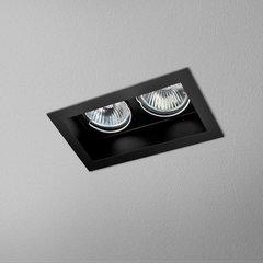 MINISQUARE х2 встраиваемый светильник