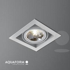 SQUARES 111x1 встраиваемый светильник