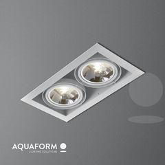 SQUARES 111x2 встраиваемый светильник