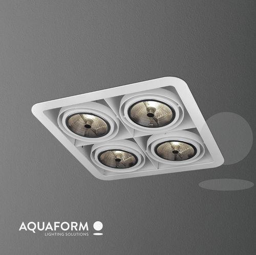 iFORM 111x4 SQ встраиваемый светильник