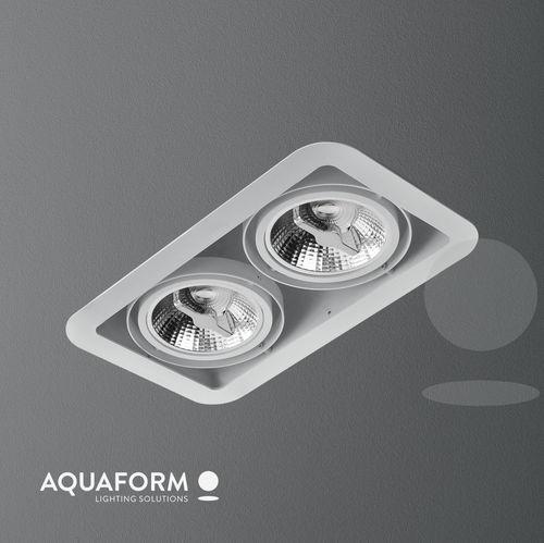 iFORM 111x2 230V встраиваемый светильник