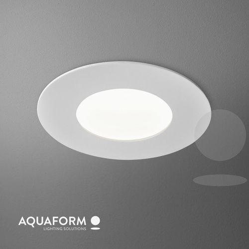 AQUATIC round EV LED hermetic встраиваемый светильник