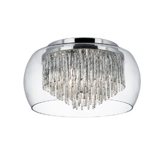 Светильник Searchlight Curva 4624-4CC