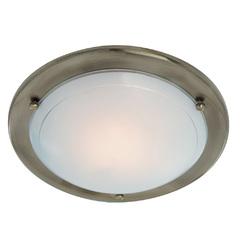 Светильник Searchlight Flush 702AB