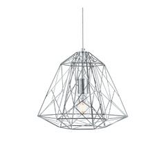 Светильник Searchlight Geometric Cage 7271CC