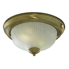 Светильник Searchlight Flush 7622-11AB