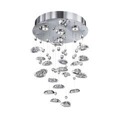 Светильник Searchlight Pebbles 8354-4CC