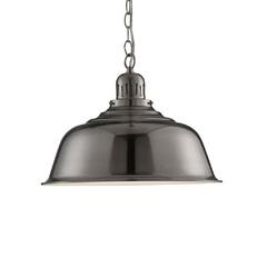 Светильник Searchlight Industrial Pendants 8551SS