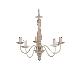 Люстра Searchlight Sycamore 9235-5BR