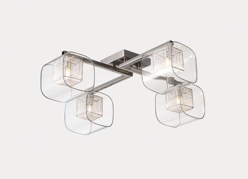 Square потолочный светильник