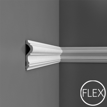 P8050F гибкий молдинг Orac Luxxus