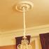 R18 потолочная розетка Orac Luxxus