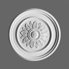 R46 потолочная розетка Orac Luxxus