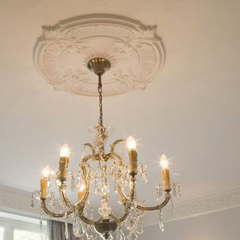 R73 потолочная розетка Orac Luxxus