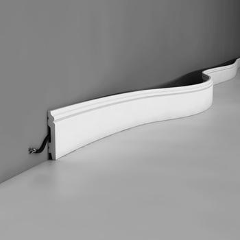 SX165F гибкий плинтус Orac Axxent
