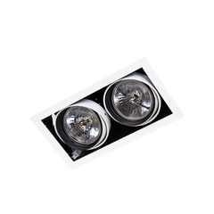 Точечный светильник Italux Arlo WH  DL-722A
