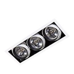 Точечный светильник Italux Arlo WH DL-723A