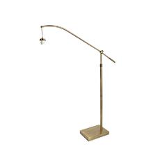 Торшер Searchlight Swing Arm XL FO1101AB