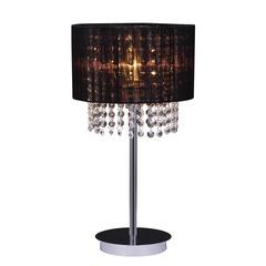 Настольная лампа Italux Astra MTM1953/1 BK