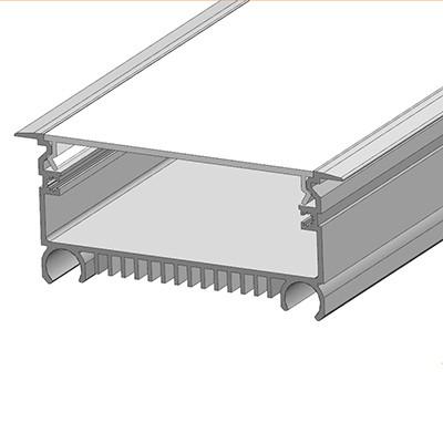Профиль с рассеивателем LRSV70